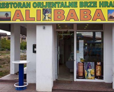 Restoran orijentalne brze hrane