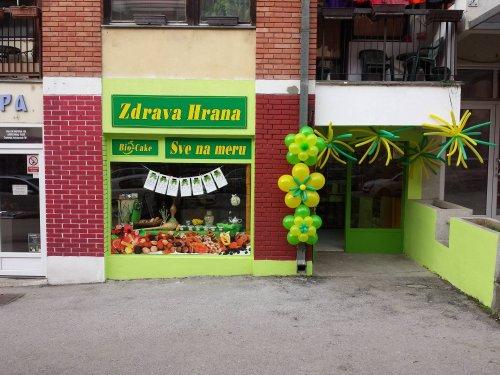 Nova zdrava hrana u Aleksincu