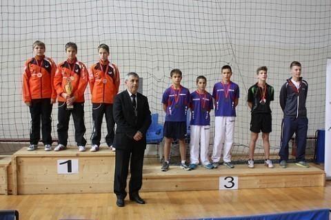 Алексинчанин успешно организовао Отворено првенство Србије